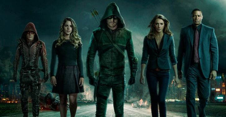 Image result for arrow season 3 poster