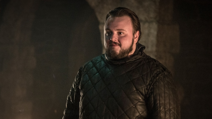 Image result for samwell tarly season 8